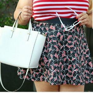 Skirts - Designer Hello kitty torrid skirt